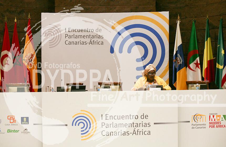Ouleye Diaou. Representative of Senegal National Asembly
