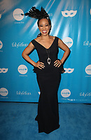 LOS ANGELES, CA - OCTOBER 27: Dawn-Lyen Gardner, at UNICEF Next Generation Masquerade Ball Los Angeles 2017 At Clifton's Republic in Los Angeles, California on October 27, 2017. Credit: Faye Sadou/MediaPunch /NortePhoto.com