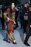 Demi Moore bei der Premiere des Kinofilms 'Good Times' im SVA Theater. New York, 08.08.2017