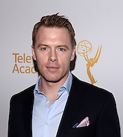 NEW YORK, NY - APRIL 02: ActorDiego Klattenhoff attends an evening with 'The Blacklist' at Florence Gould Hall on April 2, 2014 in New York City.  HP/Starlitepics