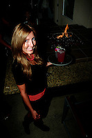 Renee Maloney at the Firehouse Eatery, San Diego, CA