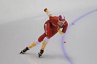 SCHAATSEN: HEERENVEEN: IJsstadion Thialf, 06-10-2012, Trainingswedstrijd, Natasja Bruintjes, ©foto Martin de Jong