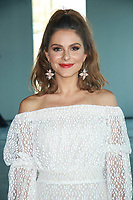 NEW YORK, NY - AUGUST 8: Maria Menounos at  at #BlogHer18 Creators Summit at Pier 17  on August 8, 2018 in New York City. <br /> CAP/MPI99<br /> &copy;MPI99/Capital Pictures