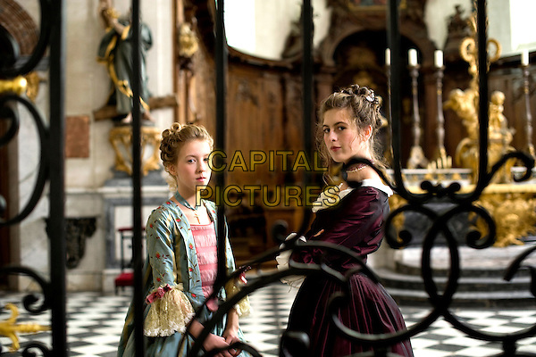 Lisa Feret & Marie Feret.in Mozart's Sister (Nannerl, la soeur de Mozart).*Filmstill - Editorial Use Only*.CAP/NFS.Supplied by Capital Pictures.