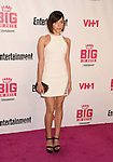 WEST HOLLYWOOD, CA - NOVEMBER 15: Actress Aubrey Plaza attends VH1 Big In 2015 With Entertainment Weekly Awards at Pacific Design Center on November 15, 2015 in West Hollywood, California.