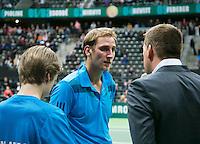 12-02-14, Netherlands,Rotterdam,Ahoy, ABNAMROWTT, Thiemo de Bakker<br /> Photo:Tennisimages/Henk Koster