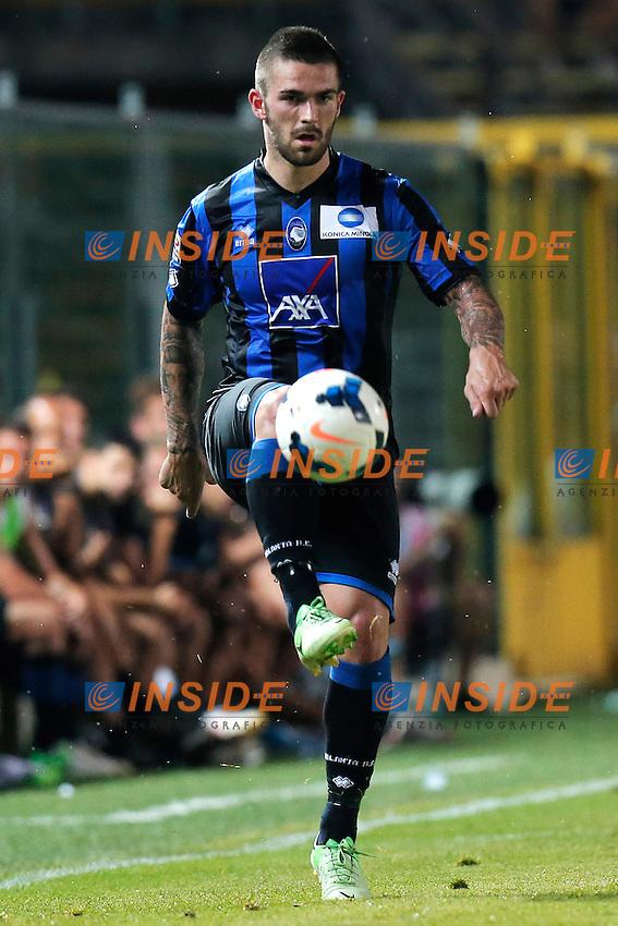 Marko Livaja Atalanta,<br /> Bergamo 27/7/2013 <br /> Football Calcio 2013/2014 Serie A <br /> Atalanta Vs Udinese <br /> Trofeo Bortolotti  <br /> Foto Marco Bertorello Insidefoto