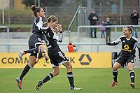 21.12.2014: 1. FFC Frankfurt vs. FC Bayern Muenchen