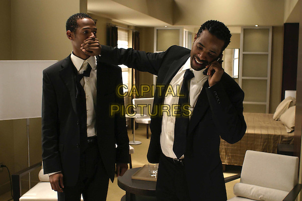 MARLON WAYANS & SHAWN WAYANS.in White Chicks.Filmstill - Editorial Use Only.Ref: FB.www.capitalpictures.com.sales@capitalpictures.com.Supplied by Capital Pictures