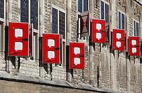 Luiken van het Stadhuis in Gouda