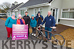 Adrian Griffin on the right has answered the call to Cycle for the Cunamh Iveragh Project in Cahersiveen, also pictured her l-r; Aoife Murphy, Ellen O'Donoghue, David Cronin, Elizabeth Lynch & John Cahill.
