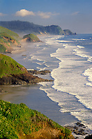 Heceta Head<br />   from Rocky Point<br /> Lane County<br /> Oregon