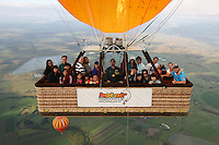 20131123 November 23 Hot Air Balloon Gold Coast
