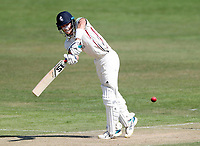 Joe Denly bats for Kent during the County Championship Division 2 game between Kent and Leicestershire (Day 2) at the St Lawrence ground, Canterbury, on Mon July 23, 2018