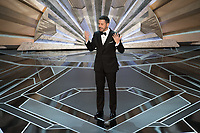 Jimmy Kimmel hosts the live ABC Telecast of the 90th Oscars&reg; at the Dolby&reg; Theatre in Hollywood, CA on Sunday, March 4, 2018.<br /> *Editorial Use Only*<br /> CAP/PLF/AMPAS<br /> Supplied by Capital Pictures