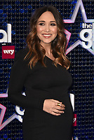 Myleene Klass<br /> 'Global Awards 2019' at the Hammersmith Palais in London, England on March 07, 2019.<br /> CAP/PL<br /> &copy;Phil Loftus/Capital Pictures