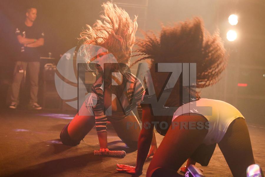 SÃO PAULO,SP, 21.05.2016 - VIRADA-CULTURAL - Valesca durante apresentação no palco São João na Virada Cultural 2016 no centro de São Paulo, neste sábado, 21. (Foto: Monica Silveira/Brazil Photo Press)