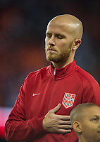 San Jose, Ca - Friday March 24, 2017: Michael Bradley during the USA Men's National Team defeat of Honduras 6-0 during their 2018 FIFA World Cup Qualifying Hexagonal match at Avaya Stadium.