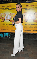 "Amber Davies at the "" 9 To 5 The Musical"" theatre cast stage door departures, Savoy Theatre, The Strand, London, England, UK, on Saturday 08th June 2019.<br /> CAP/CAN<br /> ©CAN/Capital Pictures"