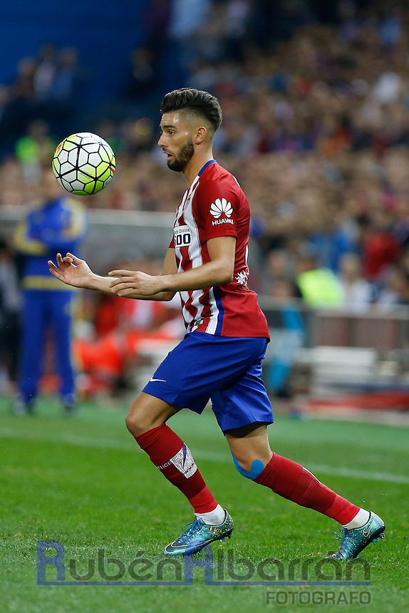 Atletico Madrid´s Carrasco