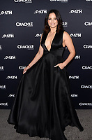 CULVER CITY, CA - MARCH 7: Katrina Law pictured at Crackle's The Oath Premiere at Sony Pictures Studios in Culver City, California on March 7, 2018. <br /> CAP/MPI/DE<br /> &copy;DE/MPI/Capital Pictures