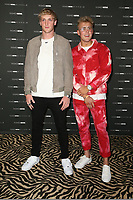 08 May 2019 - Hollywood, California - Logan Paul and Jake Paul. Fashion Nova x Cardi B Collection Launch Event held at the Hollywood Palladium. Photo Credit: Faye Sadou/AdMedia