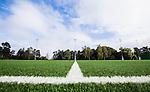Stockholm 2014-08-30 Fotboll Superettan Hammarby IF - Tr&auml;ning :  <br /> Vy &ouml;ver Hammarbys tr&auml;ningsanl&auml;ggning och tr&auml;ningsplan med konstgr&auml;s p&aring; &Aring;rsta IP l&ouml;rdag den 30 augusti<br /> (Foto: Kenta J&ouml;nsson) Nyckelord:  Tr&auml;ning Tr&auml;na &Aring;rsta IP Hammarby Bajen utomhus exteri&ouml;r exterior