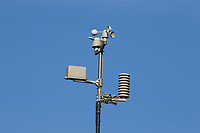 27.5.2020 Weather station in a farmyard   <br /> ©Tim Scrivener Photographer 07850 303986<br />      ....Covering Agriculture In The UK.