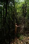 El bosque animado / Panamá.<br /> <br /> Víctor Santamaría.