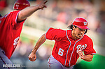 8 June 2013: Washington Nationals infielder Anthony Rendon in action against the Minnesota Twins at Nationals Park in Washington, DC. The Twins edged out the Nationals 4-3 in 11 innings.