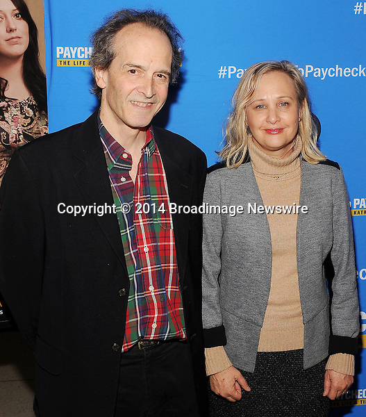 Pictured: Nick Doob, Shari Cookson<br /> Mandatory Credit &copy; Jack Shea/Starshots/Broadimage<br /> Paycheck To Paycheck: The Life And Times Of Katrina Gilbert - New York Premiere<br /> <br /> 3/13/14, New York City, New York, United States of America<br /> <br /> Broadimage Newswire<br /> Los Angeles 1+  (310) 301-1027<br /> New York      1+  (646) 827-9134<br /> sales@broadimage.com<br /> http://www.broadimage.com