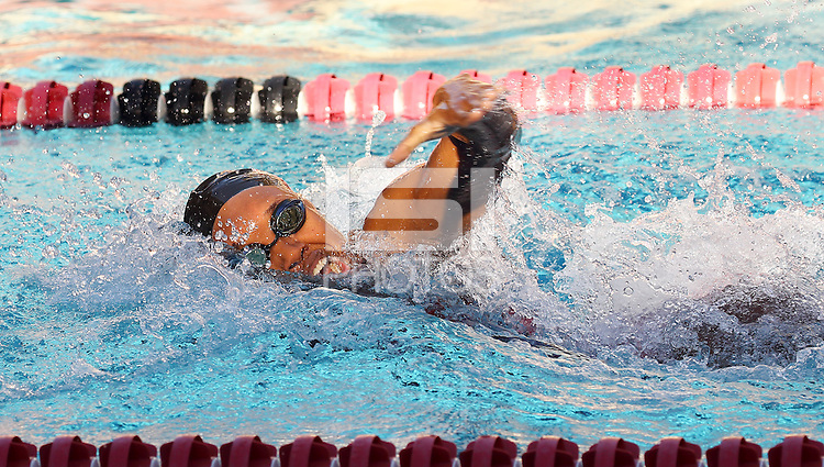 STANFORD, CA; January 27, 2017; Women's Swimming, Stanford vs UCLA.