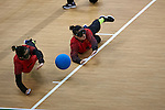 Rio Paralympic Games 2016. Day Two Women's Goalball Australia v China