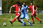 NELSON, NEW ZEALAND - MPL - Nelson Suburbs v Nomads Utd. Saxton Field, Richmond, New Zealand. Saturday 23 March 2019. (Photo by Chris Symes/Shuttersport Limited)