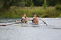 Race: 117  J14.2x  Final<br /> <br /> Peterborough Summer Regatta 2018 - Sunday<br /> <br /> To purchase this photo, or to see pricing information for Prints and Downloads, click the blue 'Add to Cart' button at the top-right of the page.