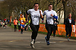 2019-03-17 Leicester 10k 05 BLu Finish