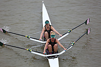 Crew: 410   AKN-ZWAAGSTRA    Auriol Kensington Rowing Club    W 2x Fresher <br /> <br /> Pairs Head 2017<br /> <br /> To purchase this photo, or to see pricing information for Prints and Downloads, click the blue 'Add to Cart' button at the top-right of the page.