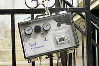 micro-oxygenation device control module dom g robin crozes hermitage rhone france