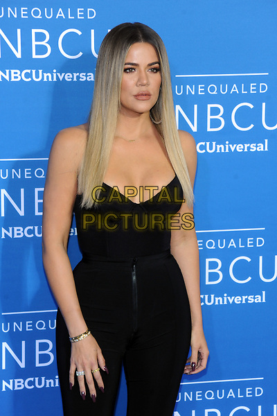 NEW YORK, NY - MAY 15: Khloe Kardashian at the NBC Universal 2017 Upfront Presentation in New York City on May 15, 2017. <br /> CAP/MPI/PAL<br /> &copy;PAL/MPI/Capital Pictures