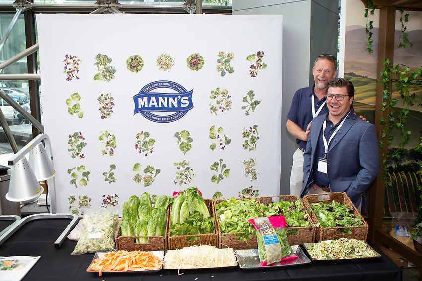 New York, NY - May 2, 2018:  The 2018 Baldor Bite food conference at 180 Maiden Lane in Lower Manhattan.<br /> <br /> CREDIT: Clay Williams.<br /> <br /> &copy; Clay Williams / http://claywilliamsphoto.com