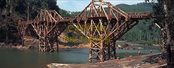SCENE<br /> in The Bridge on the River Kwai (1957) <br /> *Filmstill - Editorial Use Only*<br /> CAP/NFS<br /> Image supplied by Capital Pictures