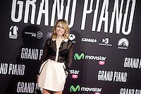 Actress and TV presenter Patricia Conde attends 'Grand Piano' photocall at the Capitol cinema on October 15, 2013 in Madrid, Spain. (ALTERPHOTOS/Victor Blanco)