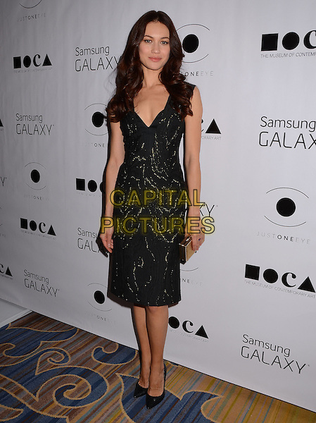 BEVERLY HILL, CA., - NOVEMBER 06: Olga Kurylenko at the 8th annual MOCA Awards for distinguished women in the arts luncheon held the Beverly Wilshire Hotel on November 6th, 2013 in  Beverly Hills, California, USA <br /> CAP/ADM/BT<br /> &copy;Birdie Thompson/AdMedia/Capital Pictures