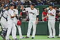 Yoshihisa Hirano (JPN), <br /> MARCH 15, 2017 - WBC : <br /> 2017 World Baseball Classic <br /> Second Round Pool E Game <br /> between Japan - Israel <br /> at Tokyo Dome in Tokyo, Japan. <br /> (Photo by YUTAKA/AFLO SPORT)
