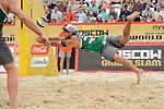 31.05.2015, Moskau, Vodny Stadion<br /> Moskau Grand Slam, Main Draw / Spiel Platz 3/4<br /> <br /> Abwehr Bruno Oscar Schmidt (#2 BRA)<br /> <br />   Foto &copy; nordphoto / Kurth