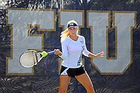 FIU Tennis v. FGCU (1/26/13)