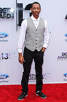 LOS ANGELES, CA - JUNE 30: Barry Floyd attends the 2013 BET Awards at Nokia Theatre L.A. Live on June 30, 2013 in Los Angeles, California. (Photo by Celebrity Monitor)