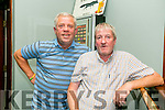 Enjoying the Na Gaeil GAA  25 years Celebration  of their clubhouse on Saturday were Tony Blake and Mattie O'Connor