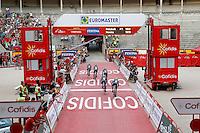 Team Movistar during Special Crono Stage.August 17,2012. (ALTERPHOTOS/Alfaqui/Acero) /NortePhoto.com<br /> <br /> **SOLO*VENTA*EN*MEXICO**<br /> **CREDITO*OBLIGATORIO** <br /> *No*Venta*A*Terceros*<br /> *No*Sale*So*third*<br /> *** No Se Permite Hacer Archivo**<br /> *No*Sale*So*third*