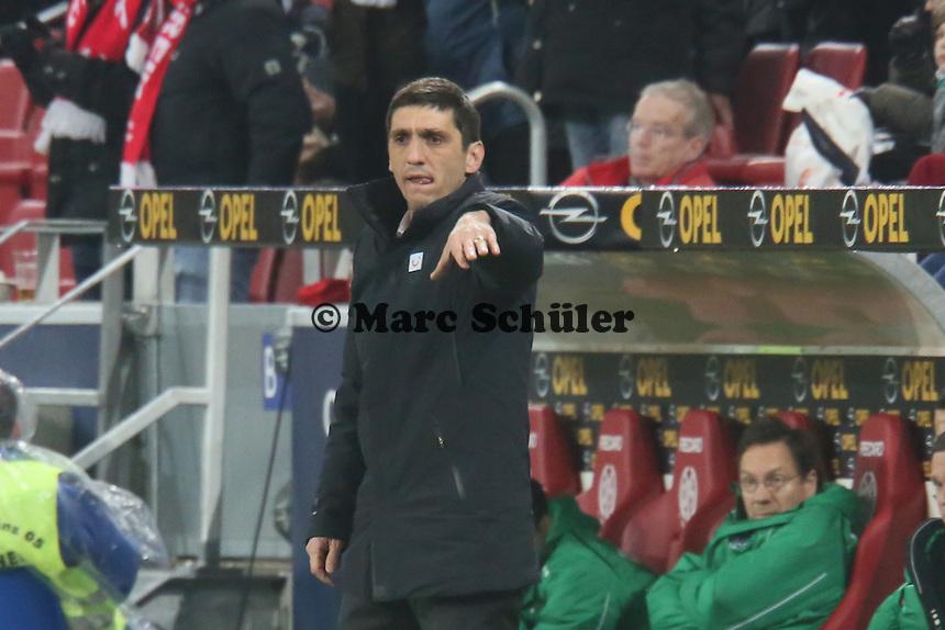 Trainer Tayfun Korkut (Hannover)